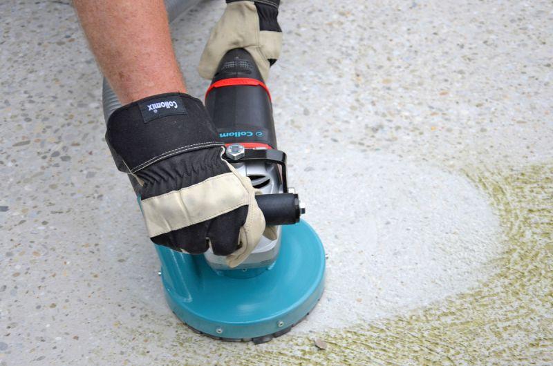 Slefuitor pentru beton COLLOMIX tip CMG2600