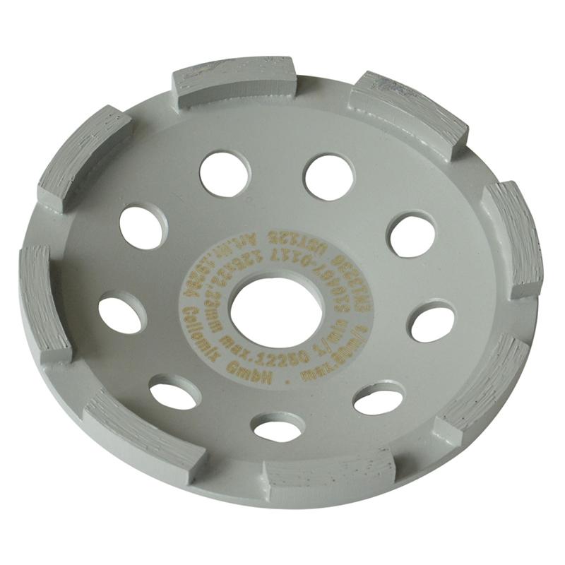 Disc diamantat oala  UST 125 Universal 125mm